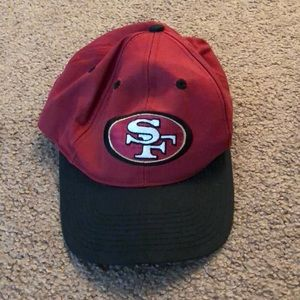 San Francisco 49ers Adjustable Hat